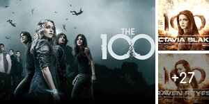 The 100 serial