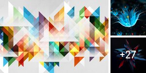 Abstraction and graphics